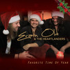 "Country Newcomer Erath Old Releases Christmas Album ""Favorite Time Of Year"""