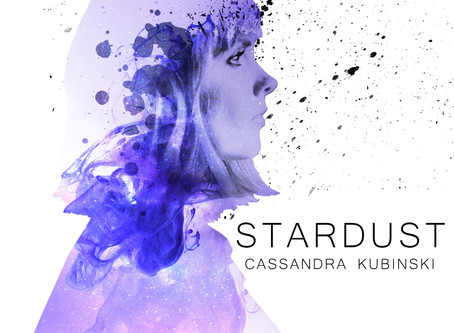 "Interview with Cassandra Kubinski on her new single ""Stardust"""