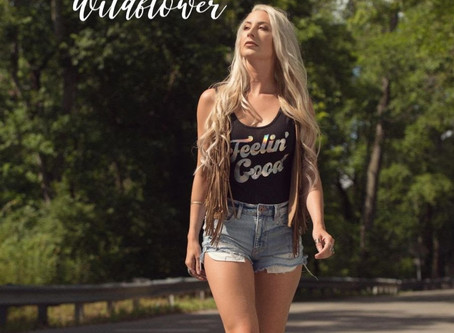"""Drew Haley makes a stunning statement with new EP """"Wildflower"""""""