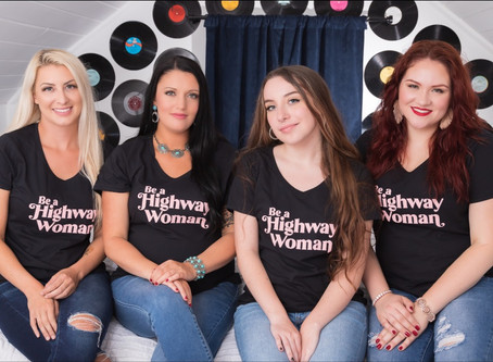 The Highway Women Announce New Member, Bailey James