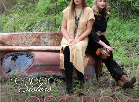 "The Country Network Begins Airing Stylish New Video By Render Sisters For Debut Song ""Lost Boy"""