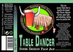 Tisch Beer 2
