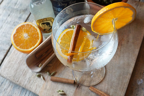 Restaurant Platter Dry Gin Pitnick