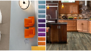 What is the difference between linoleum and vinyl?