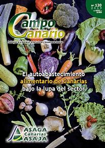 Revista Asaga Campo Canario Portada 120.png