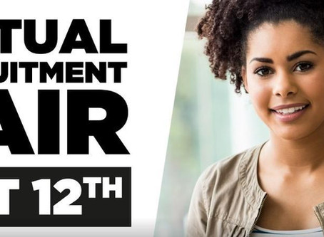#UCC's Virtual Recruitment Fair