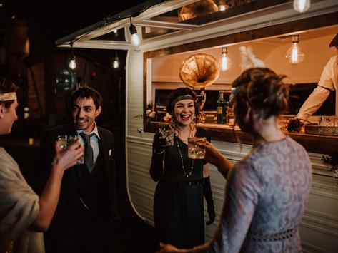 Shooting peaky blinders wedding