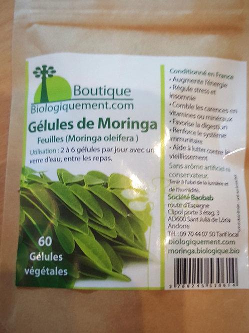 Gélules de Moringa