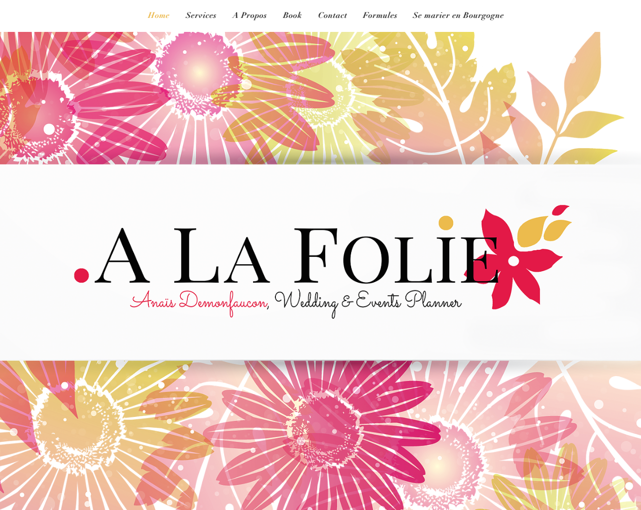 A la Folie - Wedding Planner