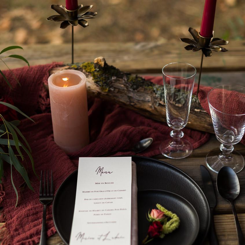 by L Wedding Designer Alsace