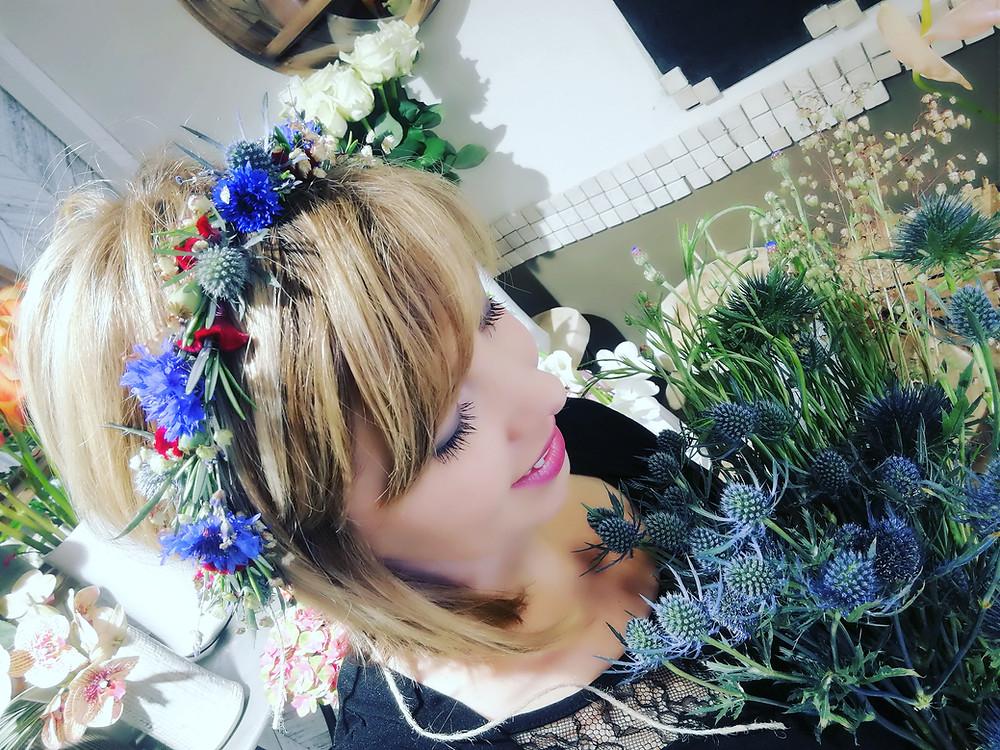 Caroline Lamboley - De Feuilles en fleurs - Fleuriste