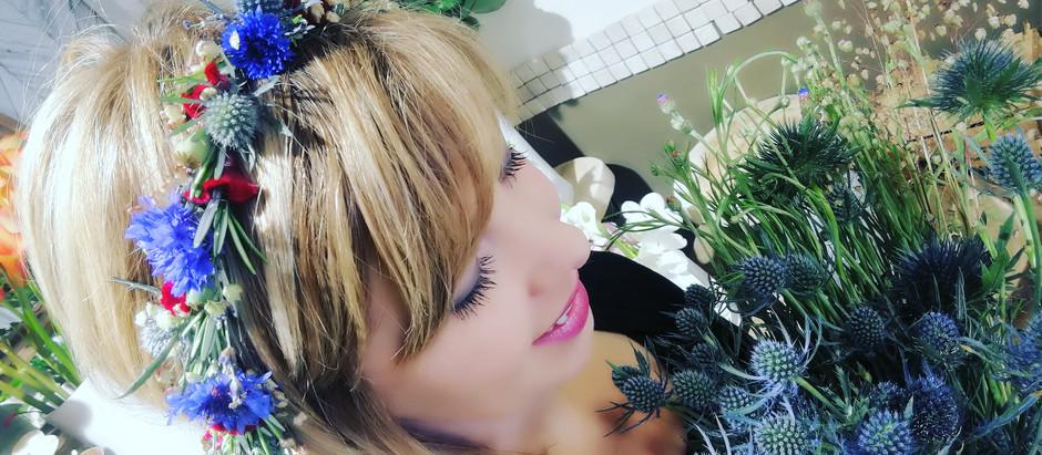Des Feuilles en fleurs / Fleuriste