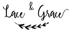 Logo Lace & Grace Robe Mariée Alsace