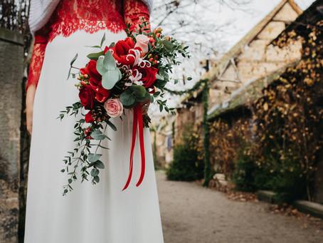 Un mariage alsacienne en hiver ?