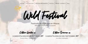 Wild Festival - Salon du mariage éco-responsable Alsace
