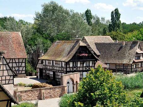 Ecomusée d'Alsace - Lieu de Réception