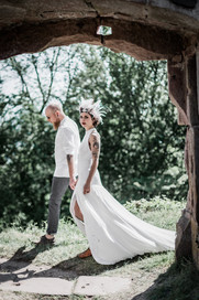 Aux Fils de l'histoire - Robe mariée Alsace