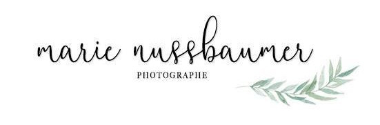 Logo Marie Nussbaumer photographe
