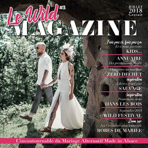 Wild Magazine #3 - 2018/2019