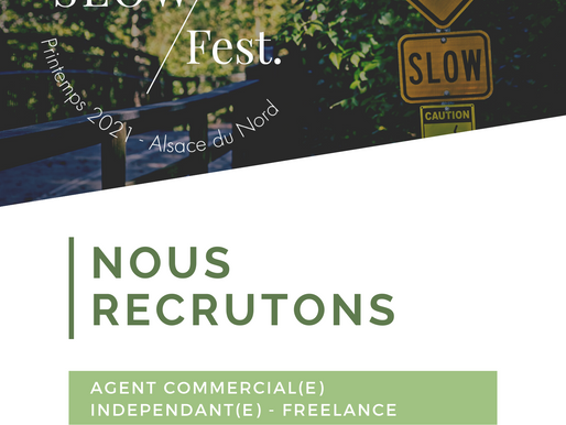 NOUS RECRUTONS : AGENT COMMERCIAL(E) INDEPENDANT(E) - FREELANCE