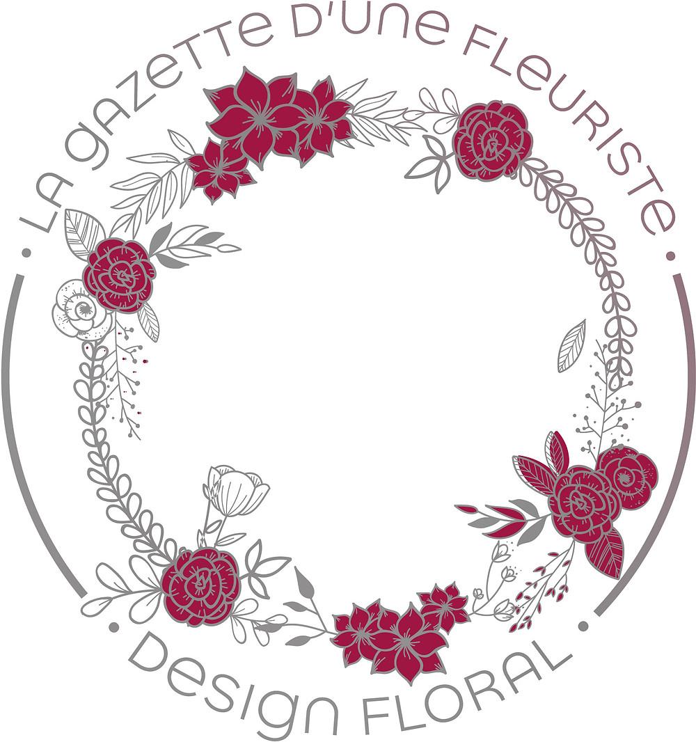 Logo Gazette d'une Fleuriste