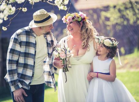 Un mariage très Wild