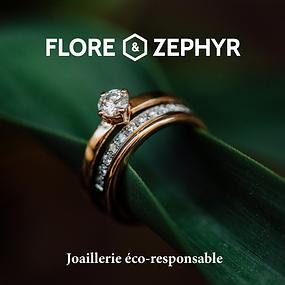flore et Zéphyr joallier eco-responsabl