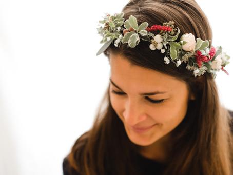 La Gazette d'une fleuriste - Events, Création florale