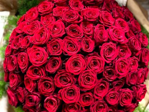 Bouquet de Roses, A l'Ô de Rose ...