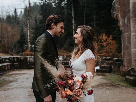 INSPIRATION / Un mariage en hiver sous le signe de Yalda