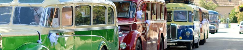 Autocars Anciens Edmond Flecher/ Location d'autocars anciens