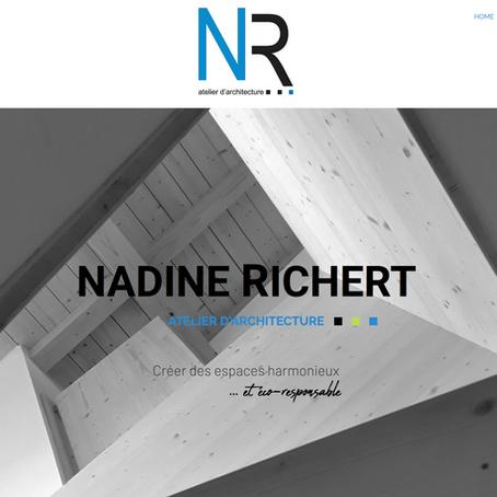 Création du site NR Architecture