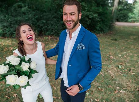 Séance d'Engagement Pauline & Sébastien