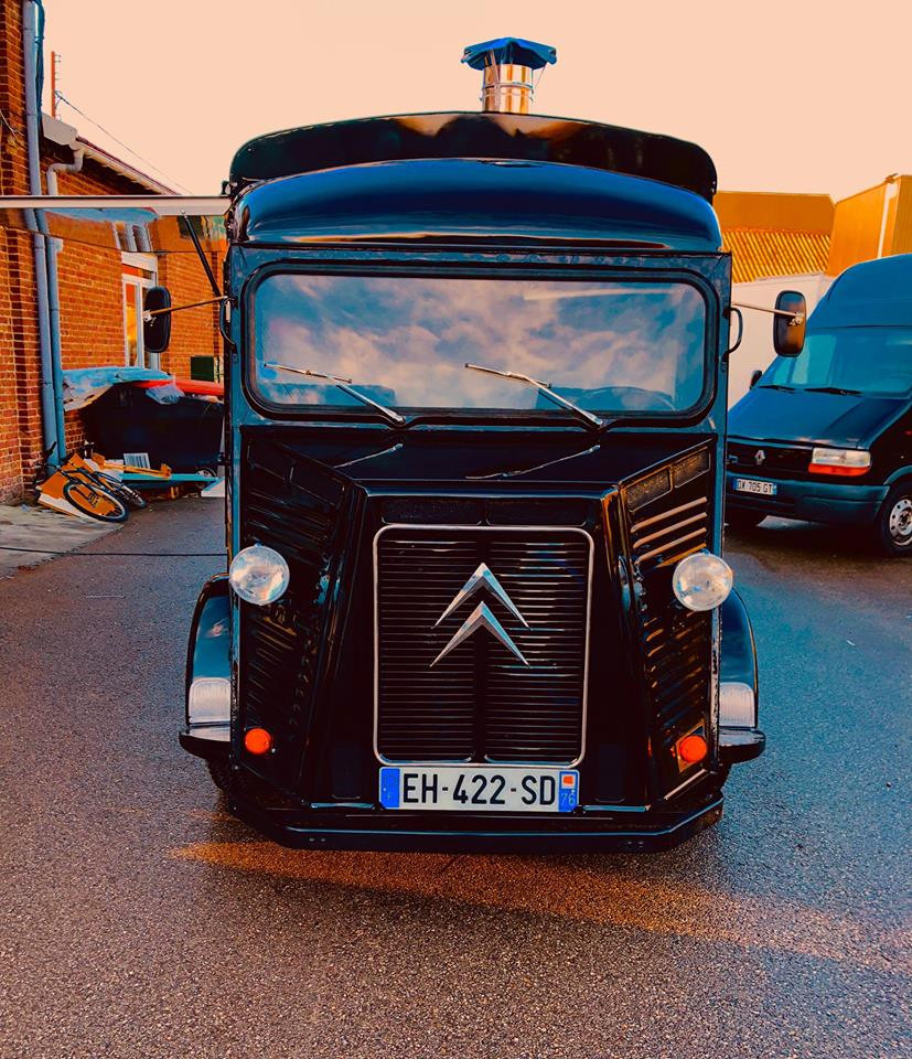 Les Dieux du Vins - Wine Truck