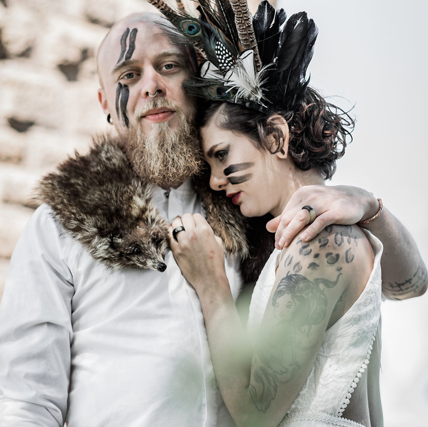 Shooting Wild Wedding Alsace 2018