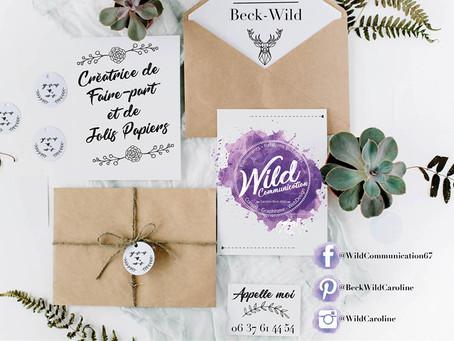Wild Communication - Papeterie et jolis papiers