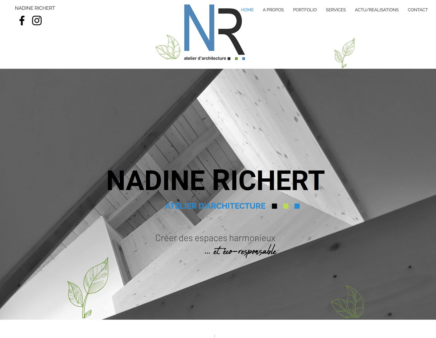 Nadine Richter architecte