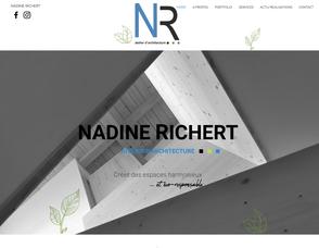 Nadine Richter architecte