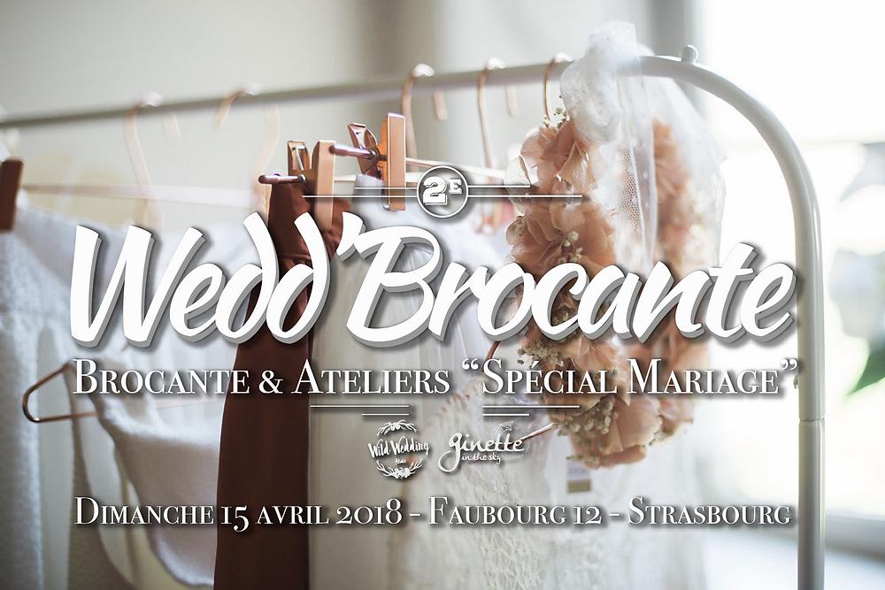 Wedd'Brocante - Brocante mariage Alsace
