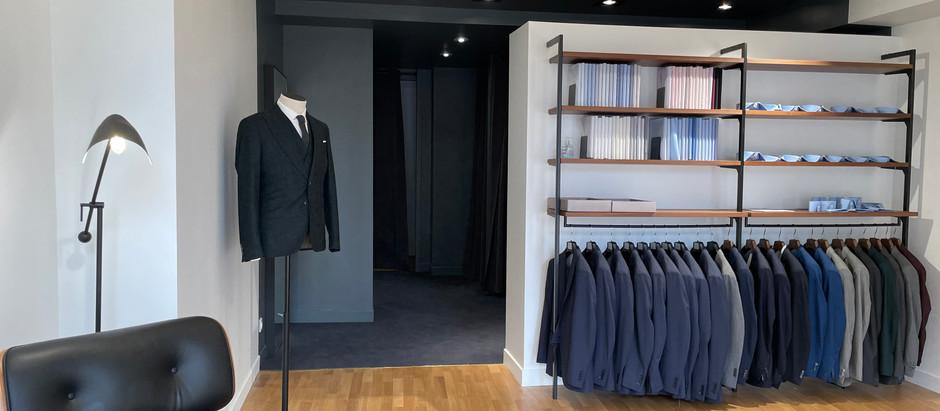 Nouvelle boutique SAMSON à Strasbourg