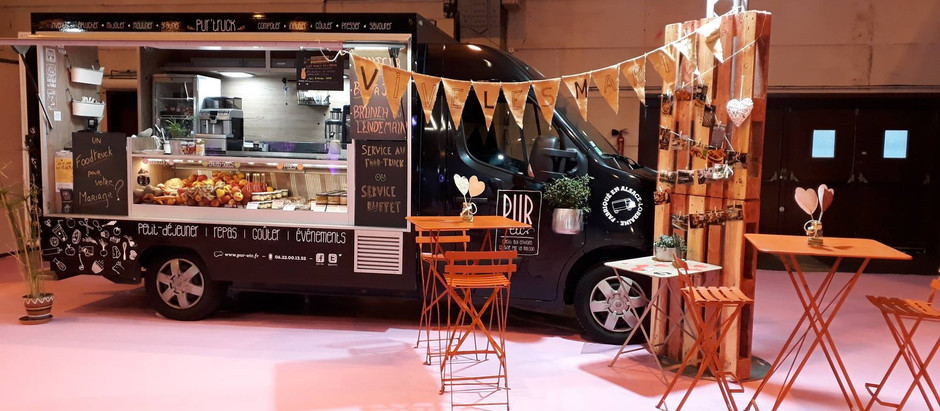 PURE etc / Food Truck et Traiteur