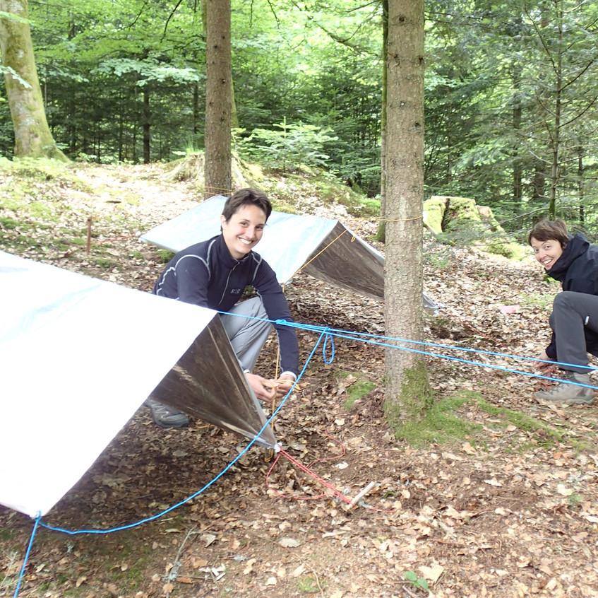 Stage de survie EVG Alsace