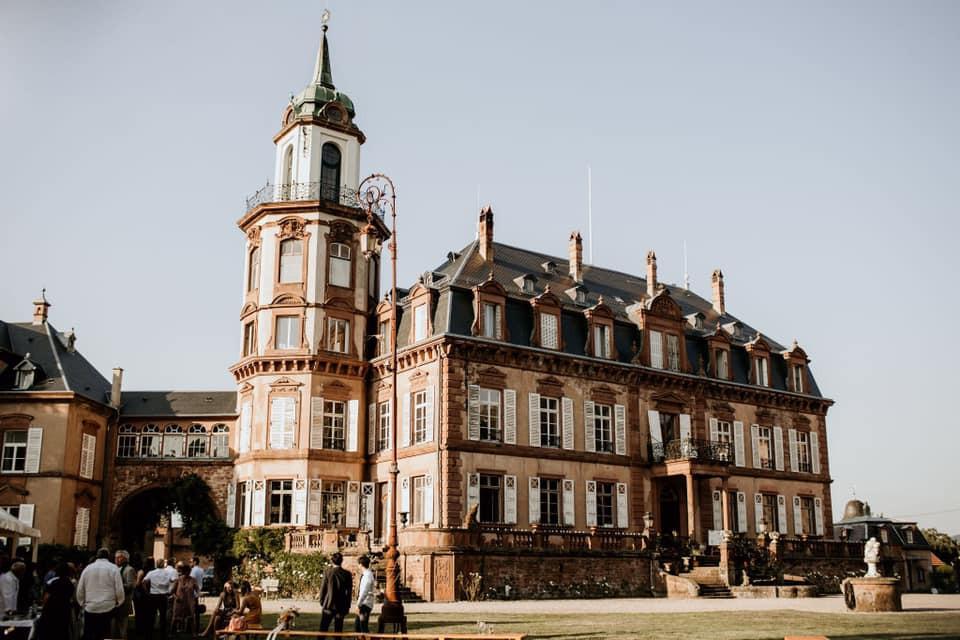 Château de Froeschiller