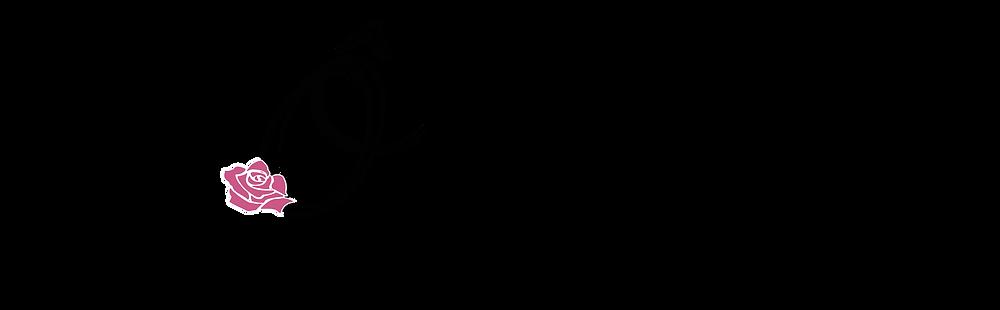 Logo A l'Ô de Rose - Fleuriste créateur