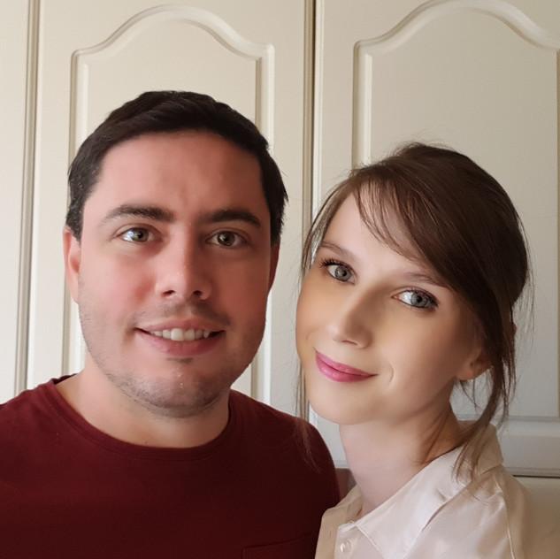 Cathy et Alexandre