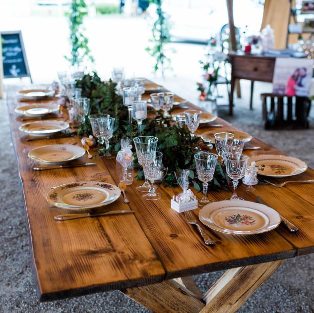 Wild Wood - Location table bois
