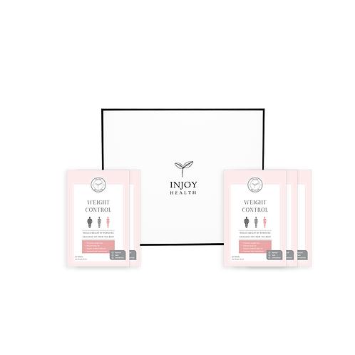 燒脂快套裝(5盒)Weight Control (5 boxes)