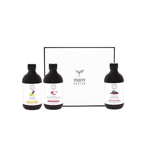 營養活性益生飲 - 3款口味套裝 Probio-Life - 3 Flavour Package