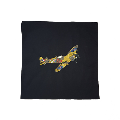 MK356 Spitfire cushion cover