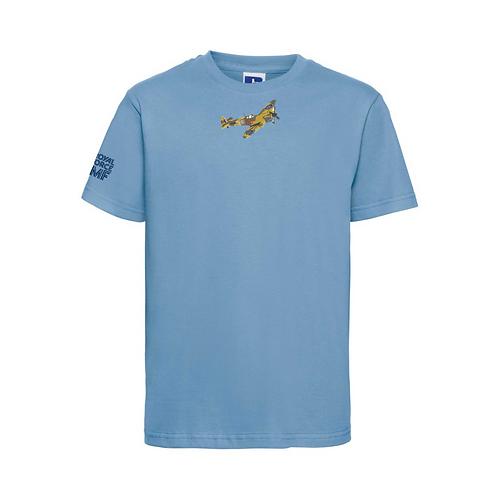 Battle of Britain Memorial Flight MK356 Spitfire T-shirt